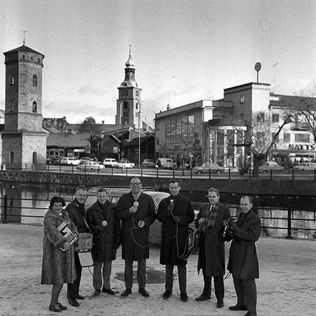 50 år sedan SVT startade i Falun
